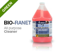 All purpose bioactive cleaner | Bio-ranet | Lalema