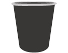 Cups: disposable cup, drinking cup