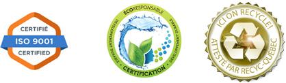 Certifications de Lalema