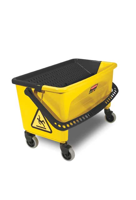 Microfiber Trays Buckets And Wringers Cleaning Supplies