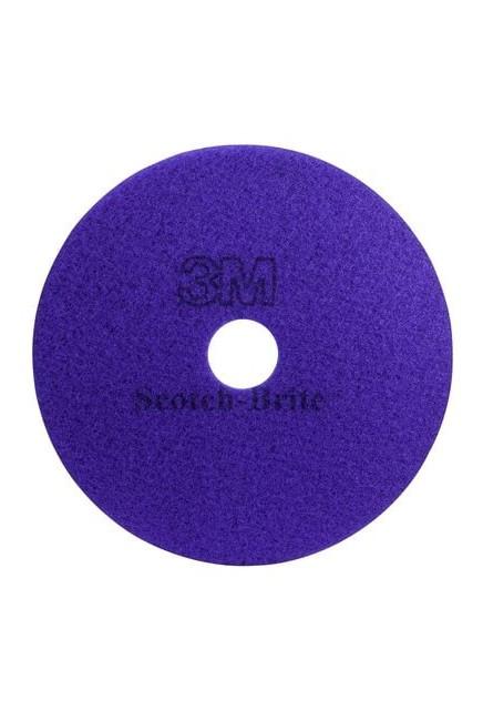 tampon polir scotch brite diamant terre de sienne 5100 de 3m 7000077957 3mfn510012s. Black Bedroom Furniture Sets. Home Design Ideas
