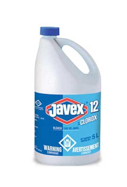 Nettoyants d sinfectants clorox produits sanitaires pour for Nettoyage mur exterieur eau de javel