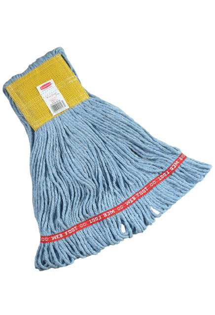 Web Foot Wet Mop, Wide Band #RBA15306BLE