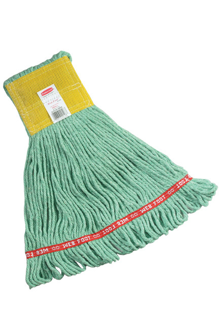 Web Foot Wet Mop, Wide Band #RBA15206VER