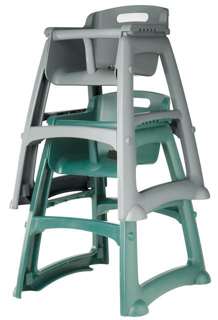 chaise haute pour enfant sans roues avec protection antimicrobienne microban fg781408plat. Black Bedroom Furniture Sets. Home Design Ideas