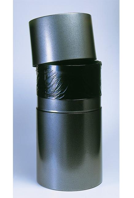 poubelle ronde en aluminium atrium fgaot30sagrpl. Black Bedroom Furniture Sets. Home Design Ideas