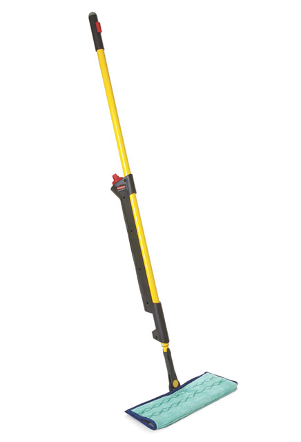 Microfiber Dust And Wet Mop Plus For Rubbermaid Pulse