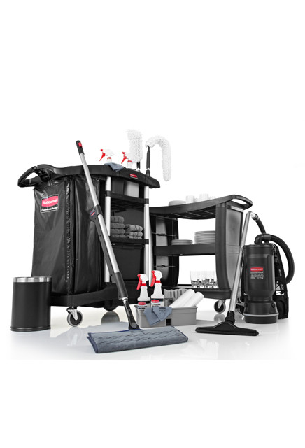 Executive Series Rubbermaid Pulse Microfiber Spray Mop ...