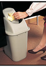 Wastebasket Rubbermaid 2955