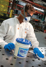 Wipes for Solvents Kimtech Wettask