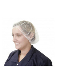 Nylon Honeycomb Mesh Hair Net #SE1011WSBLA