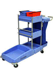 Service Cart with Wringer VCN 1604 #NA758502000