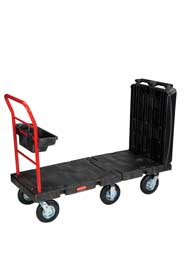 Chariot de manutention convertible Rubbermaid 4497 #RB004497000