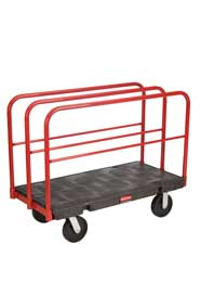 "Handling Cart with Removable Frame and 8"" Wheels Rubbermaid 4468 #RB004468NOI"