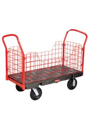 Handling Cart with Side Panels Rubbermaid 4486 #RB004486NOI