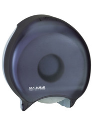 "Single 9"" JRT Dispenser San Jamar #AL0R2000TBK"