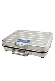 Stainless Steel Briefcase Receiving Scale for Receipt Wares #RBP250SS000