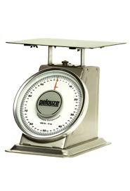 Stainless Steel Platform Receiving Scale #RB10100S000