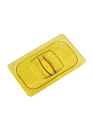 Notched Hot Food Cover with Handle #RB214P86AMB