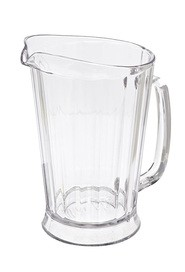 Clear Pitcher Bouncer II #RB003331TRA