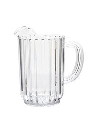 Clear Pitcher Bouncer #RB003336TRA