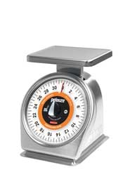 "Stainless Steel Scale with Quickstop 6"" X 5"" #RB632SRWQ00"