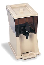 Amber Beverage Dispenser #RB003358AMB
