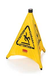Pop-Up Safety Cone #RB0009S01JA