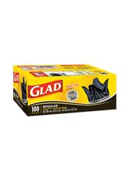 Sacs à ordures 75 L Glad #CL008004200
