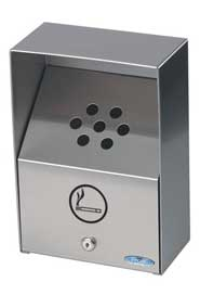 "Outdoor Ash Bin 13"" High #FR000909000"