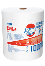 Wypall X80 Wipers Industrial White #KC041025000