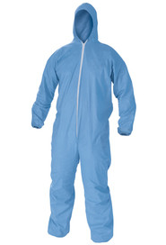 Coveralls KleenGuard A60 #KC045024BLE