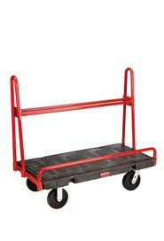 "Handling Cart A-Shaped with 8"" Wheels Rubbermaid #RB004463000"