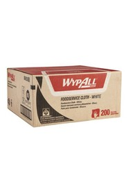 Wipes for Food Processing Facilities Wypall X50 #KC006053000