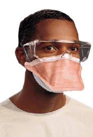 Particulate Filter Mask Fluidshield N95 #KC046727000