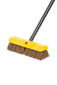 Street Brush in Palmyra Bristles #RB009B34000
