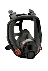 Full-Face Reusable Multi-Gas Respirator 6800 #3M6800DIN00