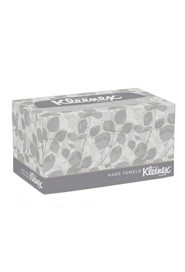 Essuie-mains en boîte ''Pop-Up'' blanc Kleenex #KC001701000