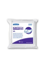 "Dry Wipers, 9""x 9"",KIMTECH PURE W5 #KC006179000"