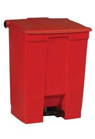 Poubelle Step-On 18 gallons Rubbermaid 6145 #RB006145ROU