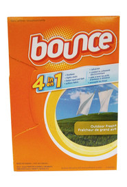 Sheet Fabric Softener Bounce #PG304200000