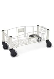 Slim Jim Stainless Steel Dolly #RB196846800