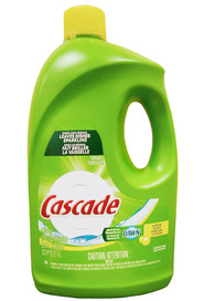 Cascade Pure Rinse Gel for Dishwashers #PG316830000