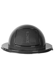 Dome Top for H55E, MT32 and SBR52 Containers Rubbermaid #RB001855NOI