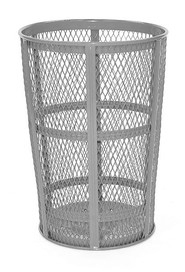 Wire-Mesh Street Basket #RB0SBR52000