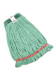 "Wet Mop 1"" Narrow Band Web Foot Shrinkless #RBA21206VER"
