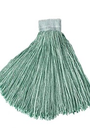 Synthetic Fiber Cutted-End Wet Mop Wide Band #RB00F136VER