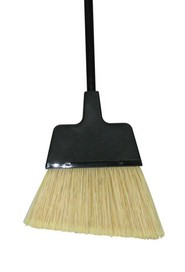 "Angle Broom 12"" with Metal Handle #WH000458000"