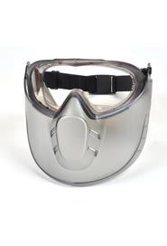 Safety Glasses and Faceshield Protection Capstone Shield #AM115041000