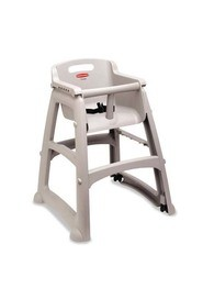 Baby Sturdy Chair Rubbermaid 7805 #RB780508PLA